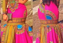 AfrocentChic! / African-inspired clothing with modern style sensibilities