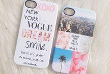 phone cases ♡ / I'm addicted