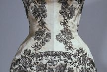 Corsets;Stays;Underpinnings;Lingerie