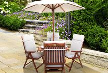 Furniture: Wood Favourites / BillyOh's rustic and classic wooden patio furniture sets to improve your outdoors.