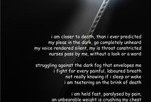 the scars don't show / Poetry, prose and midnight ramblings