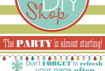Christmas Pinterest Party Ideas! / by Scrapality.com