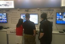 IFSEC 2014 / Our engineers at IFSEC 2014