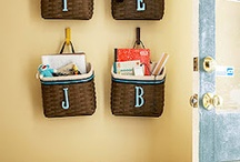 Organize! / by Jennifer Straube