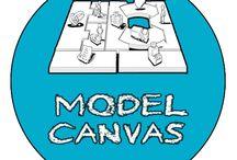 #bussines #model #canvas / Il Canvas è un modello di business dinamico che tiene conto di tutto ciò che ruota intorno alla vostra azienda