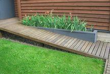 Garden ramp ideas