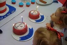 1st Birthday / by Amanda Hennessey