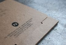 Identity and Branding / Identity projects by The Workweek
