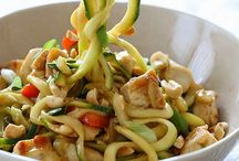 Recipes-Zoodles