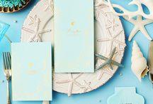 ウェディング 海 シェル