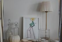 FOR YOUR LIVING SPACE - from ALFREDSSON HELSINKI / Artworks that YOU love for YOUR home. Check out Andrea´s latest artworks on www.alfredssonhelsinki.com