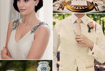 1920s wedding theme