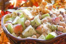 Salads - Vegan & Vegetarian