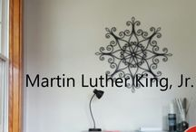 Martin Luther King Quotes / Beautiful inspirational Martin Luther King Quotes on love, life, leadership, and education. The most famous Martin Luther king quotes with images to share. - http://www.goodmorningquote.com/martin-luther-king-quotes/