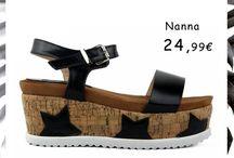 Nanna 24,99€ || Γυναικεία Πλατφόρμα
