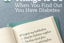 Diabetes / by Wendy Blackwood