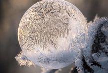 flozen bubble