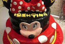 Second birthday-Minnie lovers