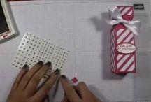 Envelope Punch Board Projekte , Stampin´Up!
