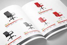 BİANOS OFİS MOBİLYALARI - Katalog Tasarımı