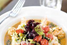 Seafood galore / All seafood