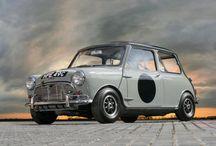 Old Mini Cooper