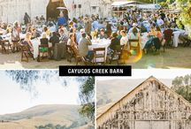 Central Coast Barn venues / Barn Venues for weddings and special events located on the California Central Coast