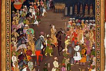 The Padshanama / the Padshanama is the genre of works written as the official visual history of Mughal emperor Shah Jahan's reign (r.1628-58). Most of the significant work of this genre was written by Abdul Hamid Lahori.