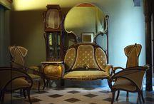 Art nouveau muebles