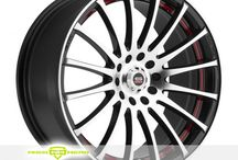 Spec 1 Wheels & Spec 1 Rims And Tires / Collection of Spec 1 Rims & Spec 1 Wheel & Tire Packages