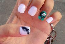 Nails galore! / by Ashley Klocker