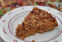 Pumpkin Recipes- because pumpkin is that good / by Rachel Jimenez