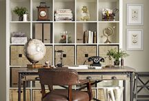 Smart Office Inspiration / Turn any dull office into a light, airy and productive place with these ideas from eBay