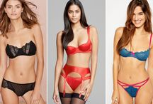 swimwear and lingerie collection