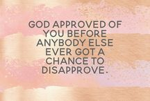 God is....