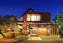 preseden rumah tropis
