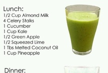 Weight loss. And detox