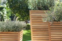 Planters, Pots and more
