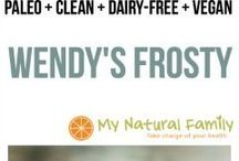 Frosty and Smoothies