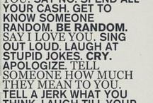 quotees! / by Jordan Rodriquez