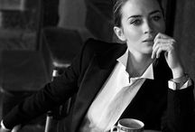 Personality. Emily Blunt