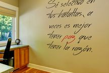 paredes decoración