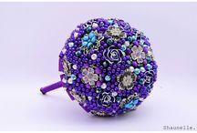 Alternative Bridal Bouquet by Shaunelle. / Order Now Your Bouquet www.shaunelleramesar.com shaunelle.info@gmail.com