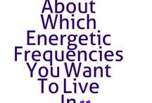 Energy Vibrations