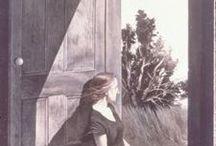 Αndrew Wyeth / Paintings