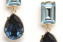 Jewellery with stones