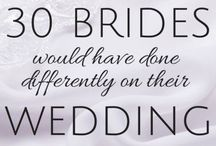 weddings what brides would have done differently