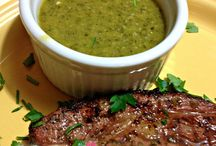 MARINADES & DIPPING SAUCES & DRESSINGS / Marinade/Dipping sauces / by Cherry Kee