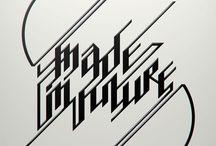 Typography / by Josh Elliott