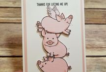 Stampin' Up! This Little Piggy